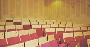 Konzertsaal mit integriertem Aufnahmestudio