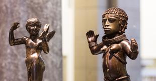 """Ausstellung """"Unvergleichlich - Kunst aus Afrika im Bode-Museum"""""""