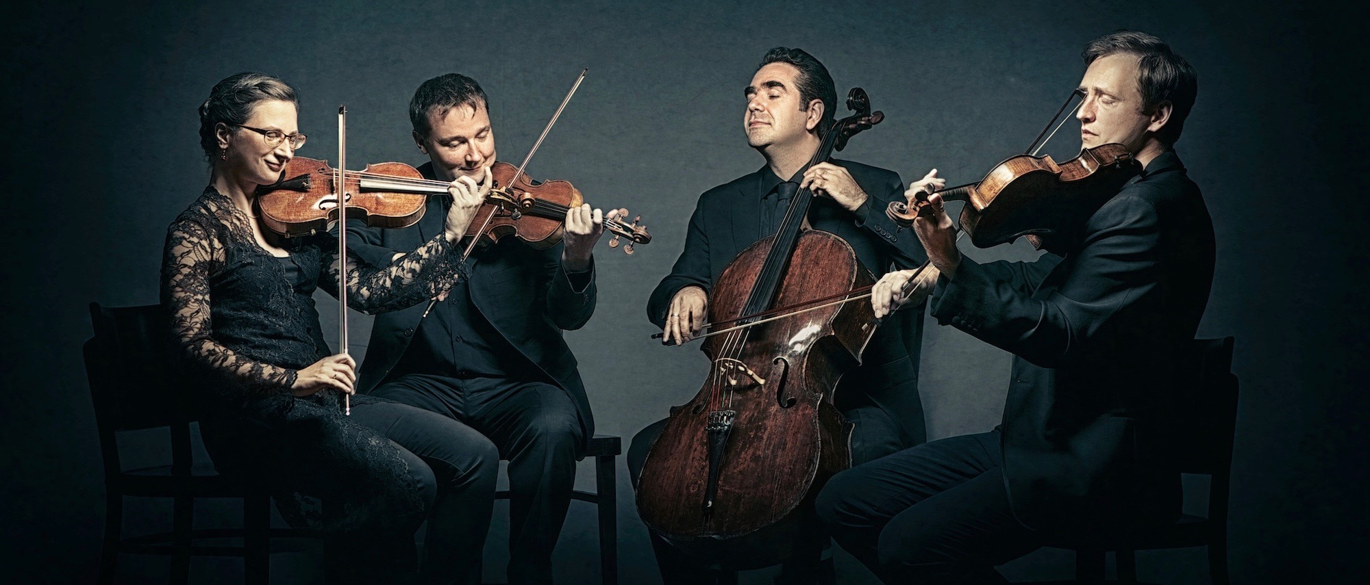 Kuss Quartett / © MolinaVisuals, 2014