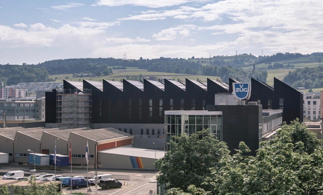 Zephyr Hangar V-Zug