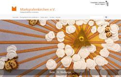 Screenshot markgrafenkirchen-bayern.de