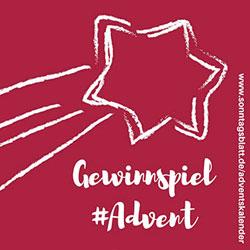 Gewinnspiel Advent Sonntagsblatt