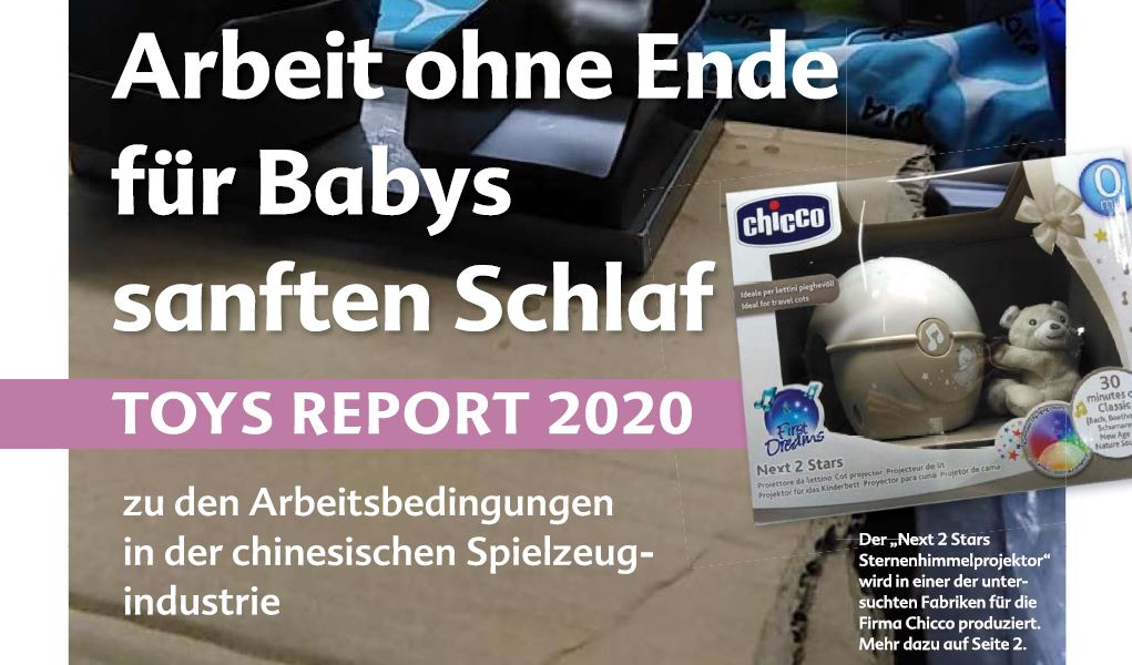 Toys Report 2020