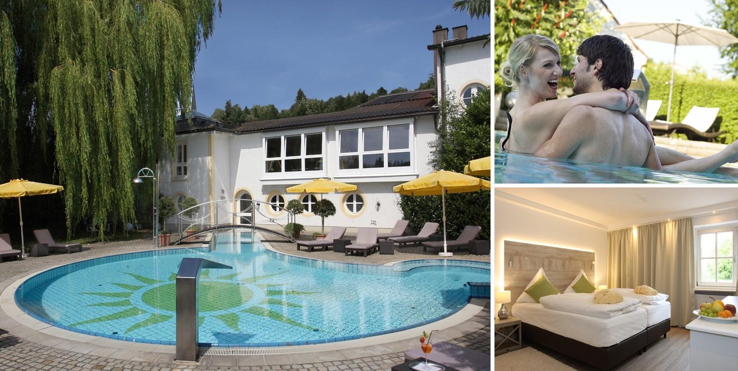 Luxuriöser Wellnessurlaub nahe Passau zum Super-Preis