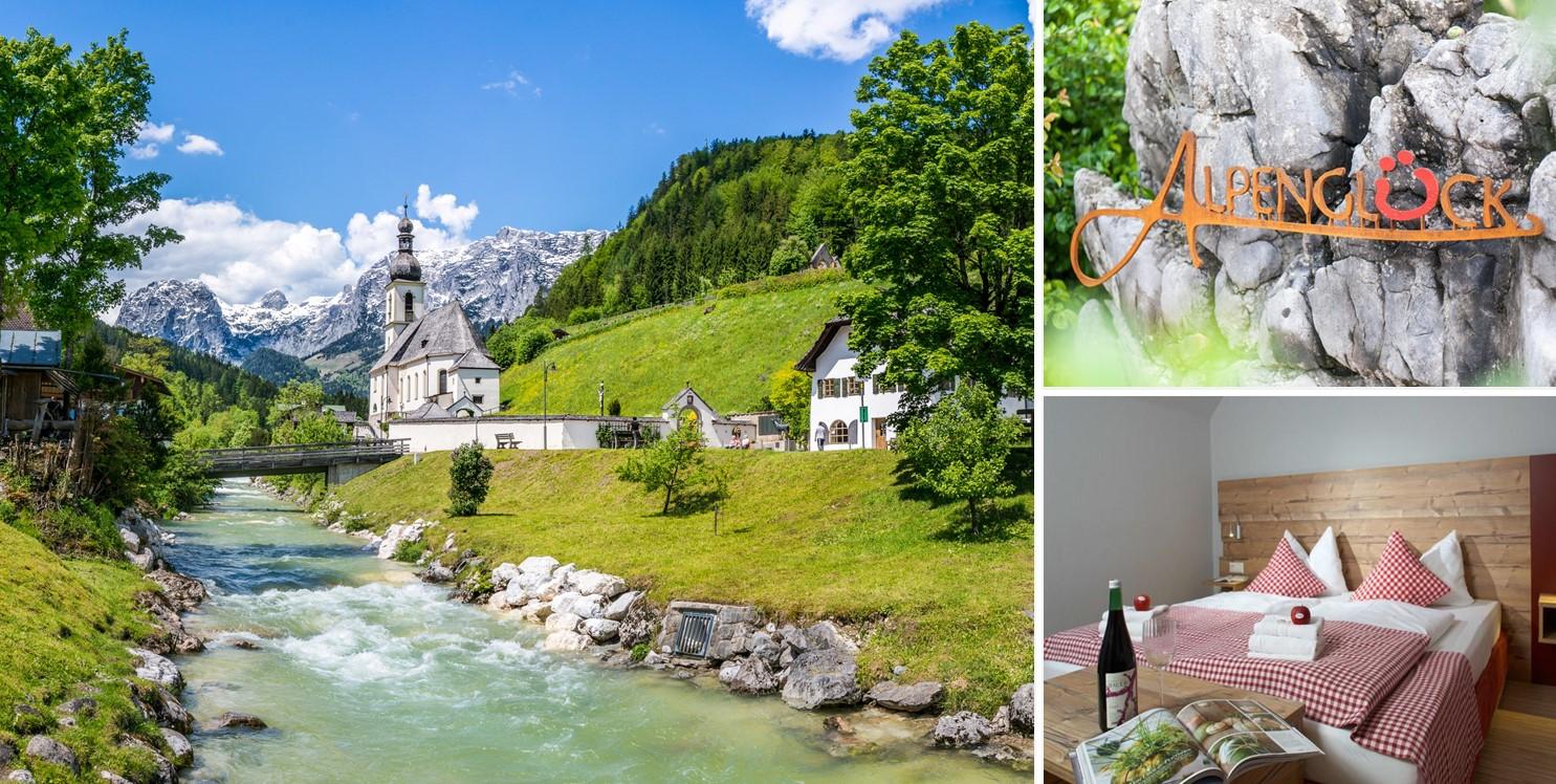 Romantisches Kuschelwochenende im Alpengasthof