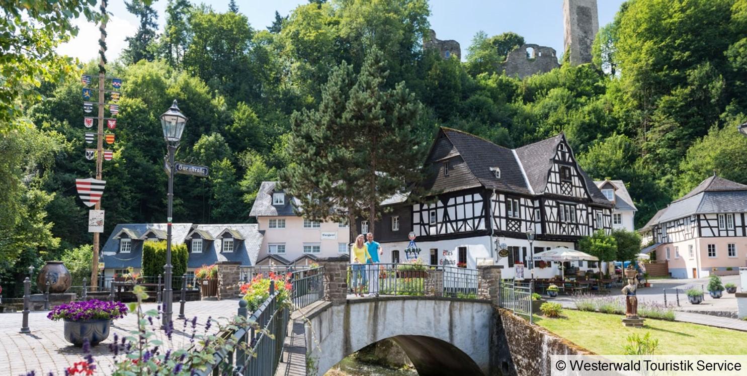 3 Sterne Hotel Rückert im Westerwald