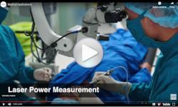 Zum Video: Laser Measurement in Medical Application