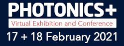 Photonics+ Virtual Exhibition and Conference 2021