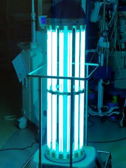 Kampf den Viren - UV-C LED - Licht statt Gift?