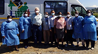 Clinical trial staff