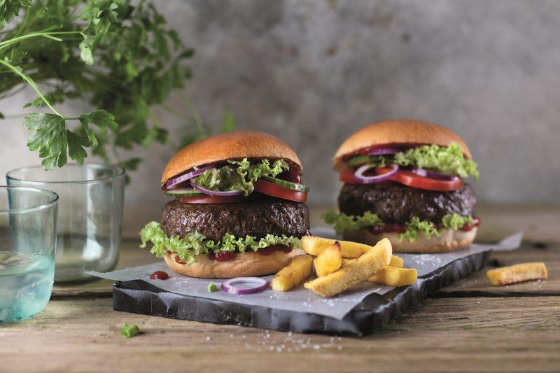 Öko-Test: Mineralöl in veganen Burgern