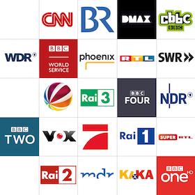 neue HD Sender