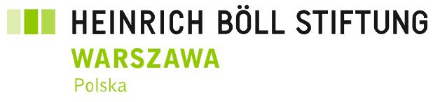 Logo Heinrich-Böll-Stiftung Warszawa