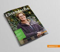 Das Magazin Ehrensache