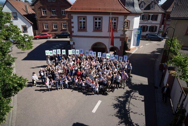 Dorfgemeinschaft in Weyher steht zusammen