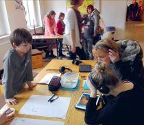 Medienprojekttag Grundschule Sonnewalde,