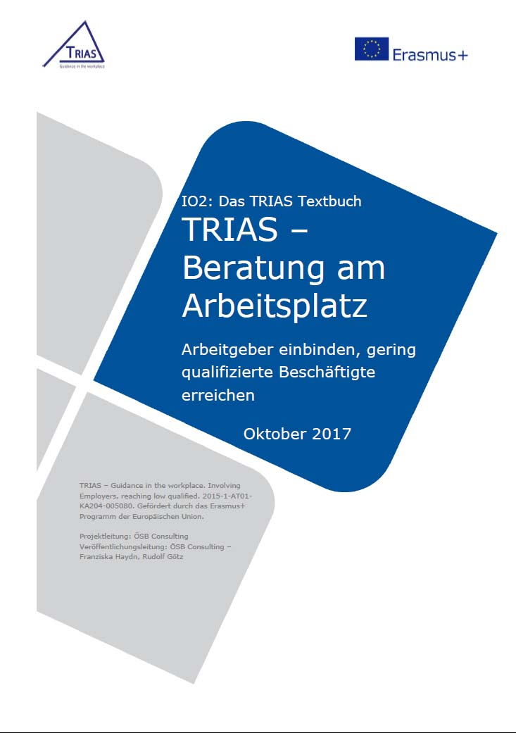 Cover Textbuch TRIAS