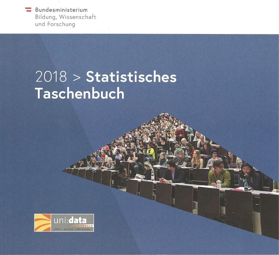 Cover Statistisches Taschenbuch 2018