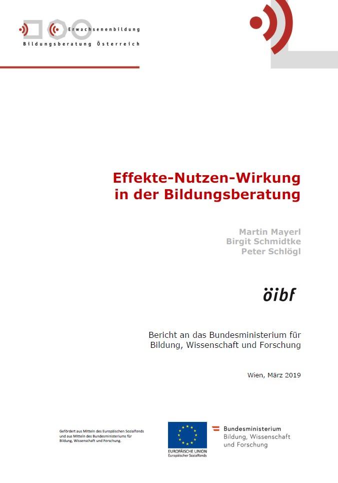 Cover Effekten-Nutzen-Wirkung
