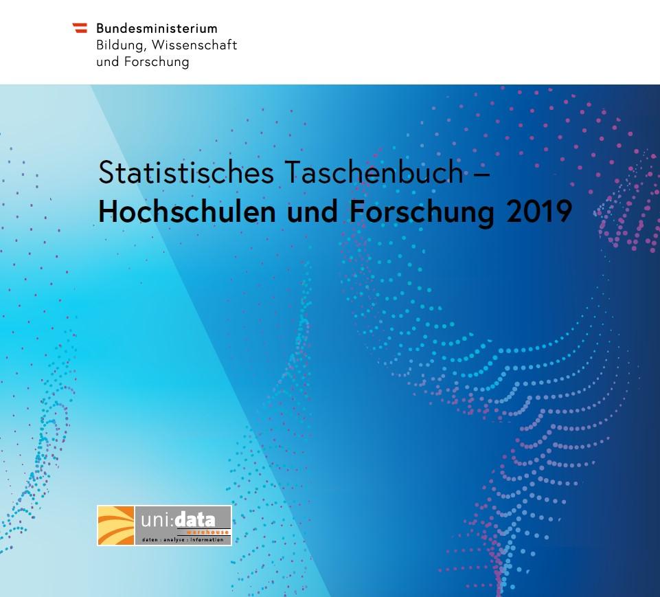Cover Statistisches Taschenbuch 2019