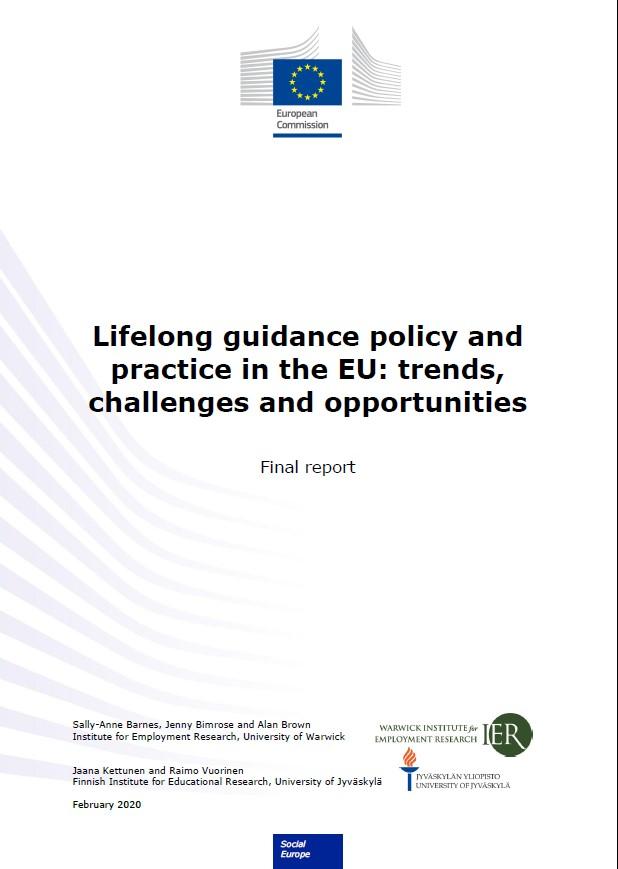 Cover Studie Lifelong Guidance