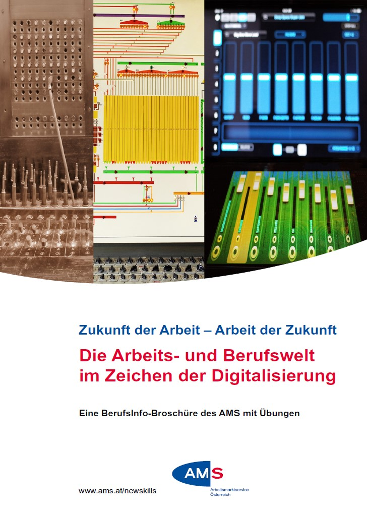 Cover Die Arbeits- und Berufswelt