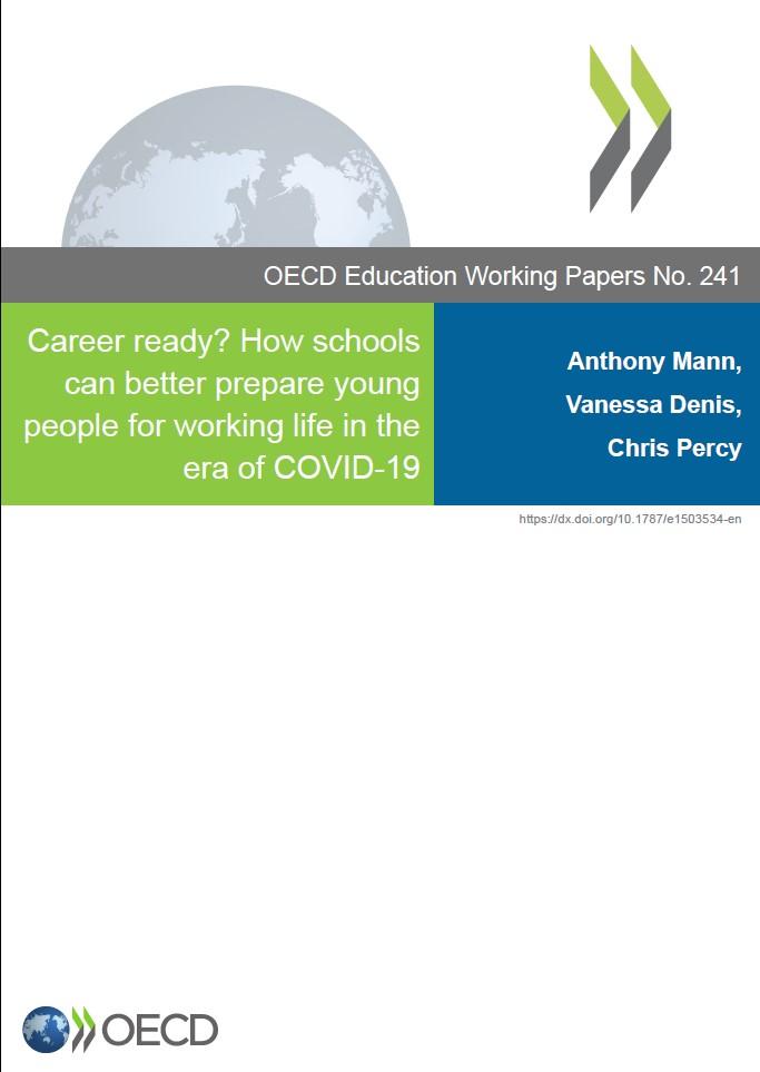 Cover OECD Bericht