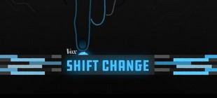 Screenshot shift change
