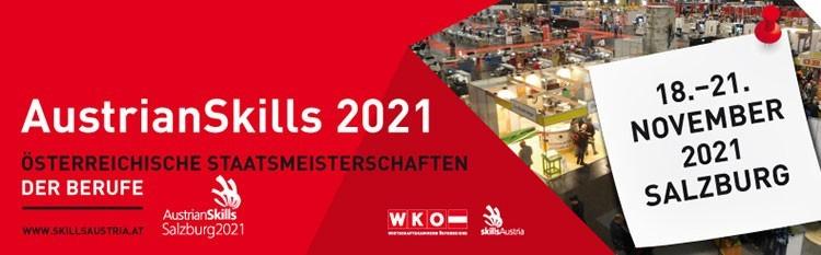 Logo AustrianSkills 2021