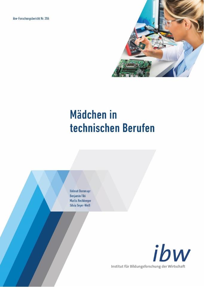 Cover ibw Forschungsbericht