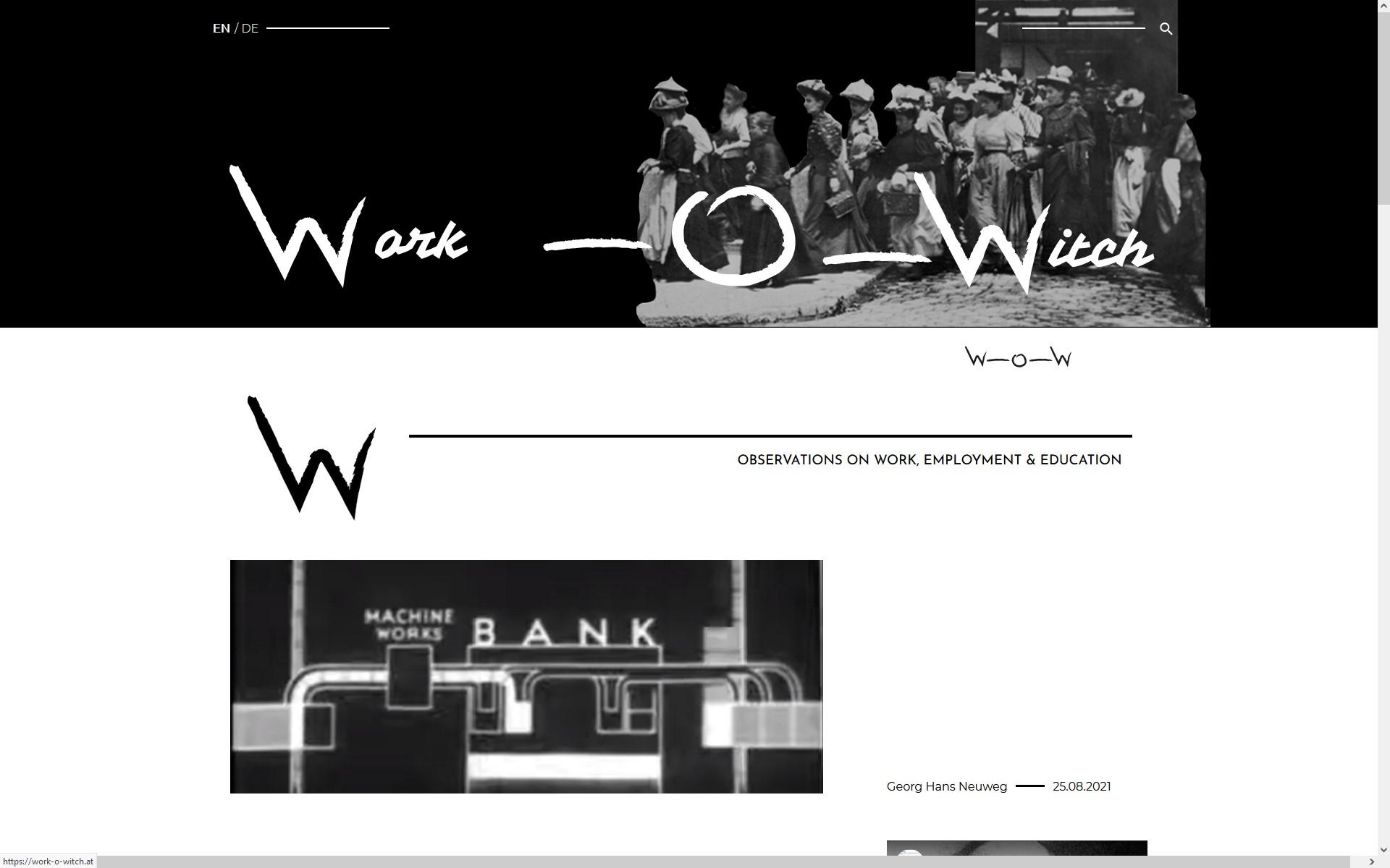 Screenshot Work-o-Witch